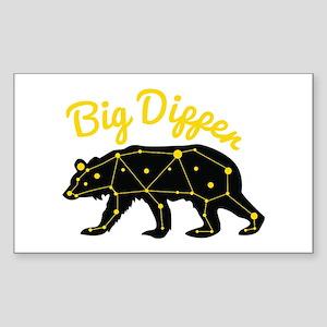 Big Dipper Sticker
