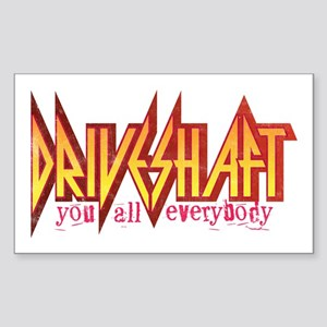 You All Everybody Sticker (Rectangle)