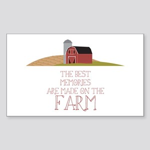 Farm Memories Sticker