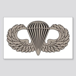 airborne wings - Basic--3.0 Sticker