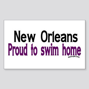NOLA PTSH Rectangle Sticker