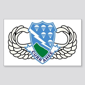 Army-506th-Infantry-Regiment-A Sticker (Rectangle)