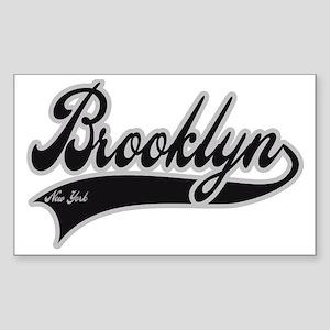 BROOKLYN NEW YORK Sticker