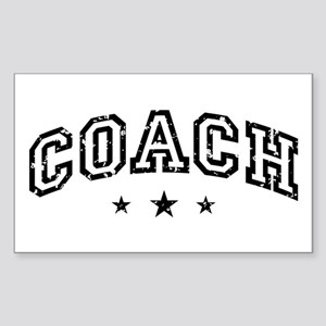 Coach Sticker (Rectangle)