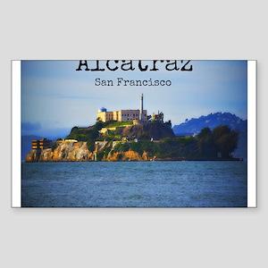 Alcatraz Island San Francisco Sticker