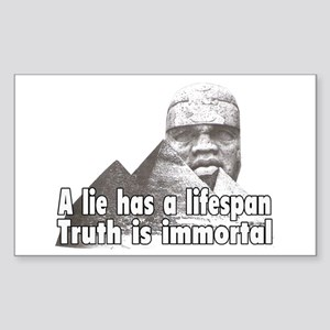Black History truth Sticker
