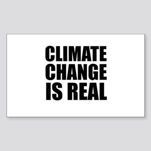 Climate Change is Real Sticker