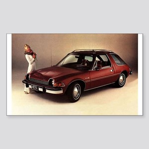 AMC Pacer Rectangle Sticker