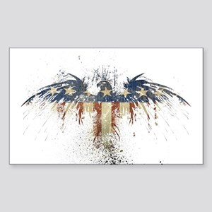The Freedom Eagle, Full Color Sticker
