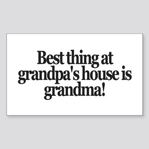 Best Thing at Grandpas Sticker