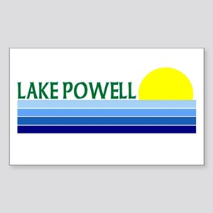 Lake Powell Rectangle Sticker