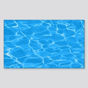 Blue Water Sticker