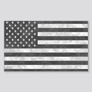 Tactical Subdued Military US Flag Sticker