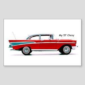 My 57 Chevy Sticker