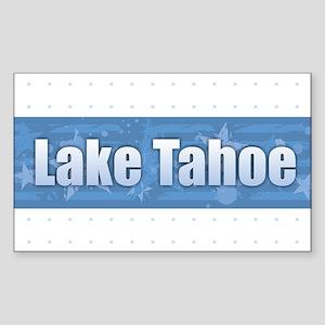 Lake Tahoe Design Sticker