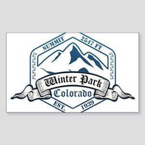 Winter Park Ski Resort Colorado Sticker