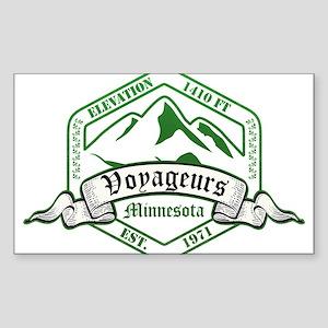 Voyageurs National Park, Minnesota Sticker
