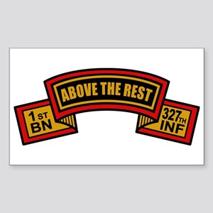 1st Bn 327 Inf Sticker