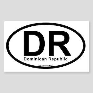 dr_dominicanrepublic Sticker (Rectangle)