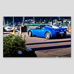 Bugatti7 Sticker (Rectangle)