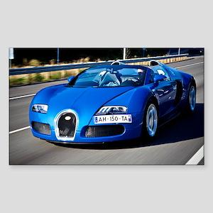 Bugatti9 Sticker (Rectangle)