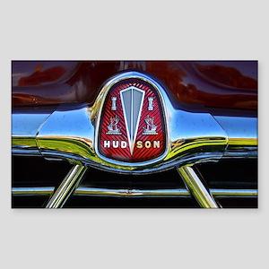 Vintage Hudson Sticker (Rectangle)