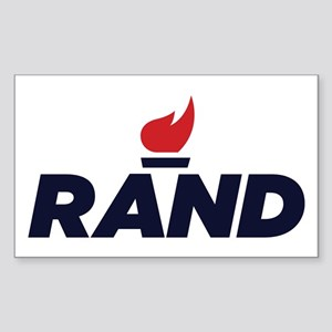 Rand Paul Logo Sticker