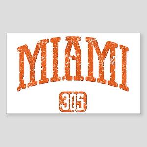 MIAMI 305 Sticker