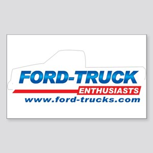 Ford-Trucks Sticker