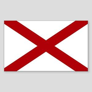 Alabama State Flag Sticker