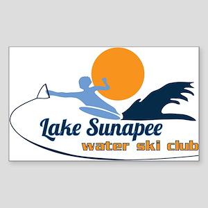 Lake Sunapee Water Ski Club Sticker