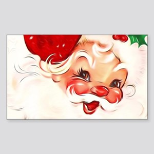 Vintage Santa 4 Sticker