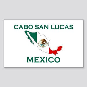Cabo San Lucas, Mexico Rectangle Sticker