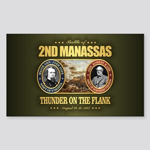 2nd Manassas (FH2) Sticker (Rectangle)