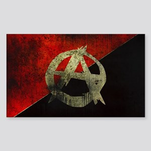 Anarcho Sticker (Rectangle)