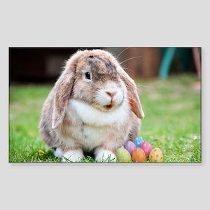 Easter Bunny Rabbit Sticker