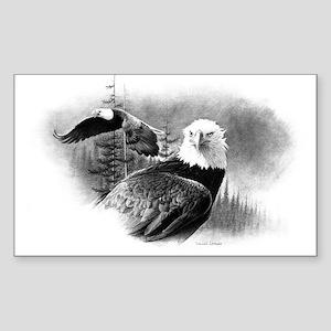 Eagles Sticker (Rectangle)
