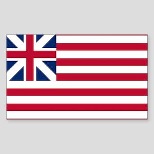 1 US Grand Union Flag Sticker
