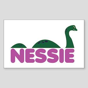 Nessie Monster Sticker