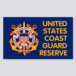 Coast Guard Reserve<BR> Sticker 4
