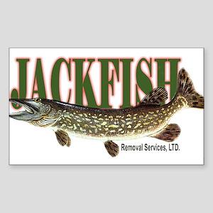 jackfishremoval Sticker