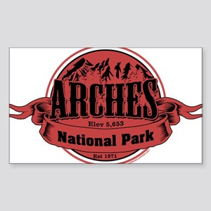 arches 2 Sticker