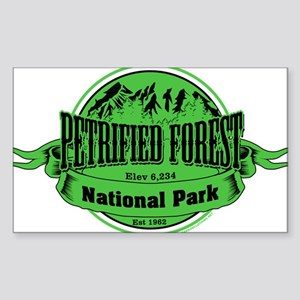 petrified forest 2 Sticker