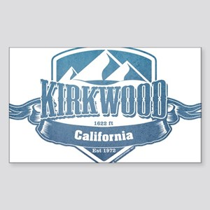 Kirkwood California Ski Resort 1 Sticker