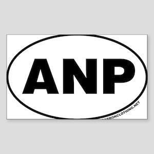 Acadia National Park, ANP Sticker