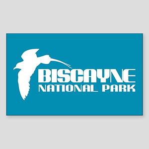 Biscayne National Park Sticker