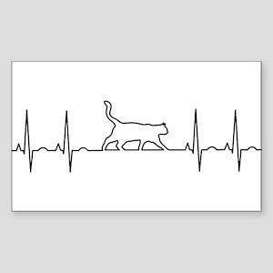 Cat Is Life Sticker