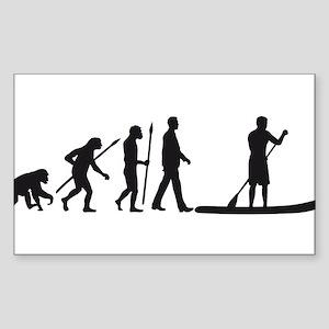 Evolution Stand Up Paddling Sticker