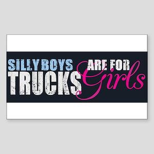 sillyboys-sticker Sticker