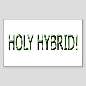 Holy Hybrid! Rectangle Sticker